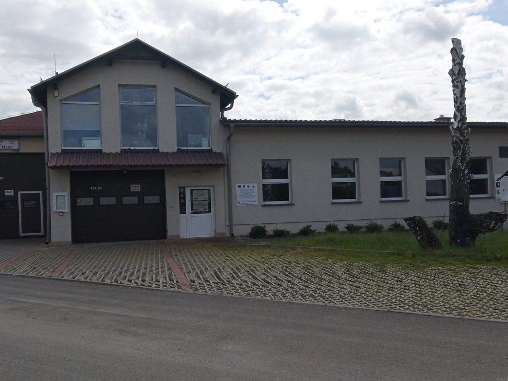 Wiejskie Centrum Kulturalno-Rekreacyjne w Staniszczach Małych